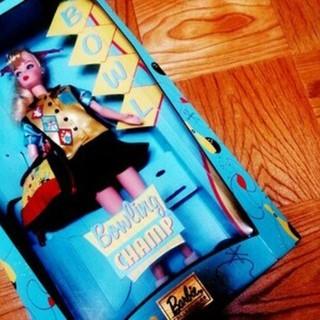 バービー(Barbie)の1999年発売♡Barbie人形(ぬいぐるみ)