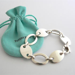 Tiffany & Co. - Tiffany&co. Oval Open Link Bracelet