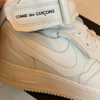 COMME des GARCONS - Nike Comme des Garçons Air Force 1 Mid