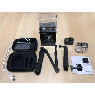 ゴープロ(GoPro)のGoPro HERO7 BLACKセット ゴープロ ダイビング シュノーケリング(コンパクトデジタルカメラ)
