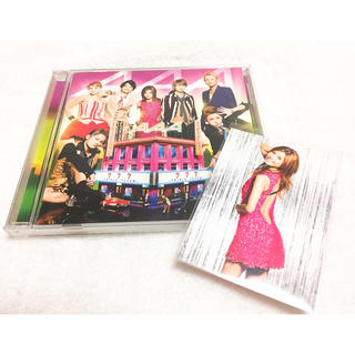 トリプルエー(AAA)のAAA アルバム CD 777 トリプルセブン 宇野実彩子 トレカ セット(ポップス/ロック(邦楽))