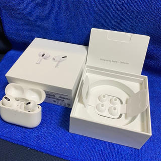 アップル(Apple)のApple AirPods Pro 日本正規品 (ヘッドフォン/イヤフォン)