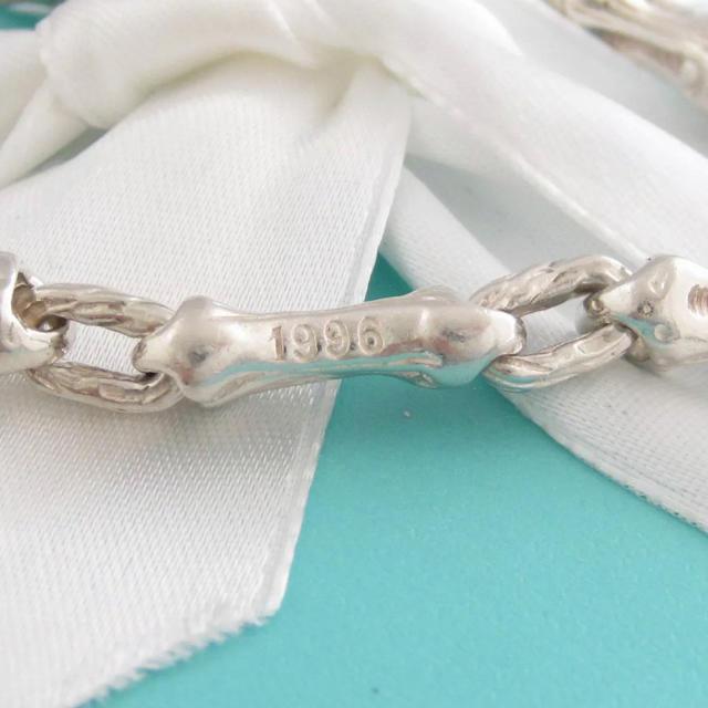 Tiffany & Co.(ティファニー)のVintage Tiffany&co Bamboo Bracelet バンブー メンズのアクセサリー(ブレスレット)の商品写真