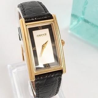 Gucci - ⭐綺麗 グッチ 尾錠 白 純正ベルト   新品ベルト レディース 腕時計 美品
