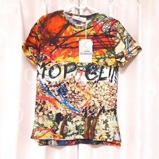 Vivienne Westwood - 新品 viviennewestwood 半袖 タペストリー Tシャツ