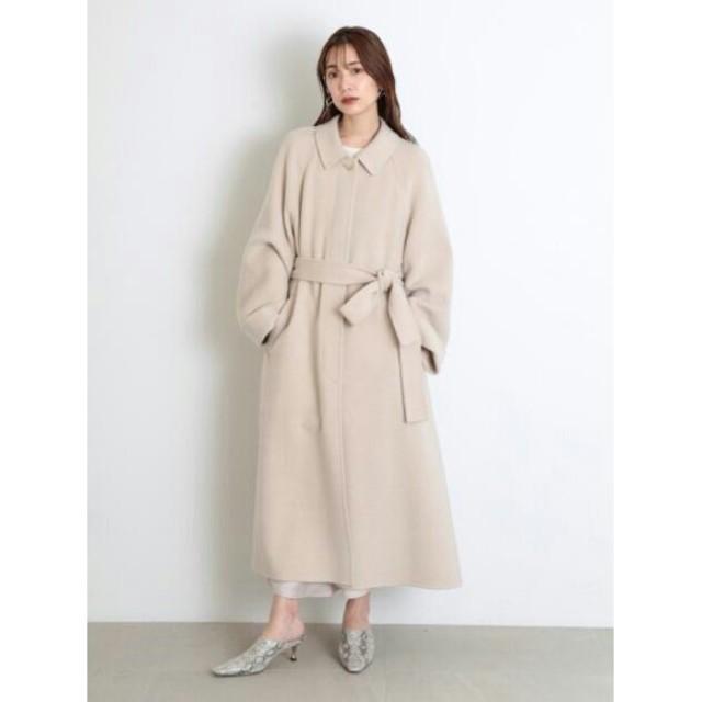 snidel(スナイデル)のSNIDELスナイデルステンカラーコート メンズのジャケット/アウター(ステンカラーコート)の商品写真