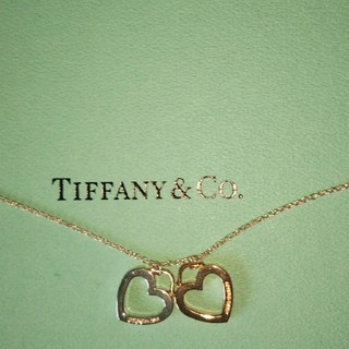 Tiffany & Co. - ティファニー ネックレスLucky様御専用