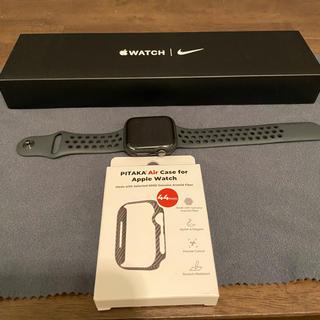 Apple Watch - Apple watch series6 Nikeモデル 44mm ブラック