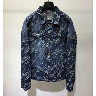 Dior - Dior   クラックルパネルデニムジャケット