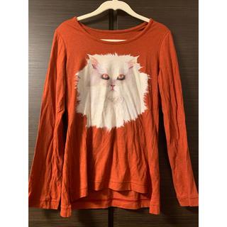 Vivienne Westwood - Vivienne Westwood RED LABEL長袖 猫カットソー美品♪