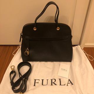 Furla - FURLA フルラ パイパー M ブラック