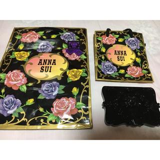アナスイ(ANNA SUI)の☆s___239様専用☆ ANNA SUIオイルコントロールペーパーとケース(あぶらとり紙)