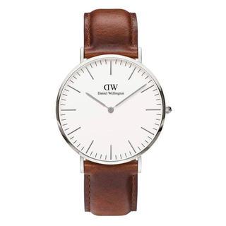 保証付き【40㎜】ダニエルウェリント 腕時計〈DW00100021〉