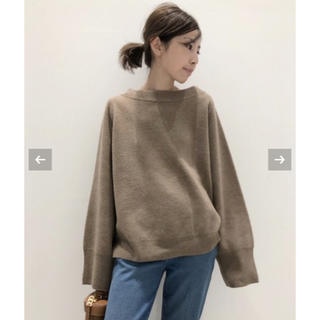 L'Appartement DEUXIEME CLASSE - L'Appartement ◆ B/N WIDE KNIT