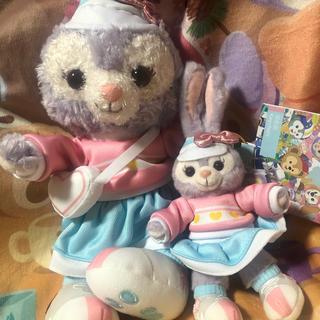 💗上海ディズニー♡ステラ・ルーぬいぐるみ&キーチェーンセット💗