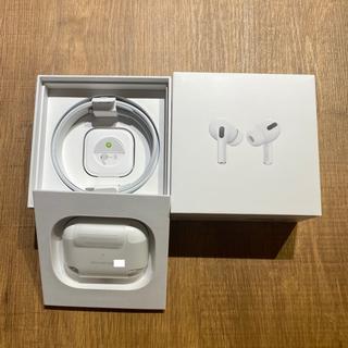 アップル(Apple)の【国内正規品】 Apple AirPods Pro エア ポッズ プロ(ヘッドフォン/イヤフォン)