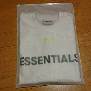 FEAR OF GOD - ESSENTIALS 2020SS tee Lサイズ