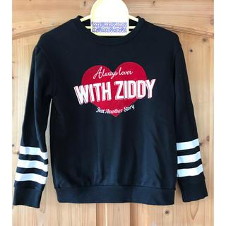 ジディー(ZIDDY)のZIDDY トレーナー 140cm  ジディー(Tシャツ/カットソー)