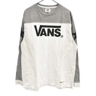 ヴァンズ(VANS)のVANS ヴァンズ 長袖Tシャツ(Tシャツ/カットソー(七分/長袖))