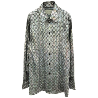 Gucci - GUCCI グッチ 長袖シャツ