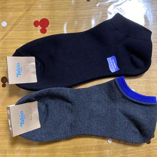 クツシタヤ(靴下屋)の【新品・未使用】靴下屋 メンズ25〜27cm 二足セット(ソックス)