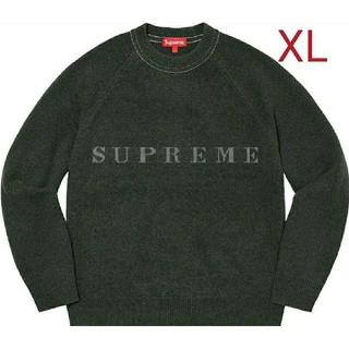 Supreme - Supreme Stone Washed Sweater ニット セーター