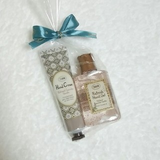 SABON - ☆SABON☆パチュリラベンダーバニラのハンドクリーム&ハンドジェル10月購入
