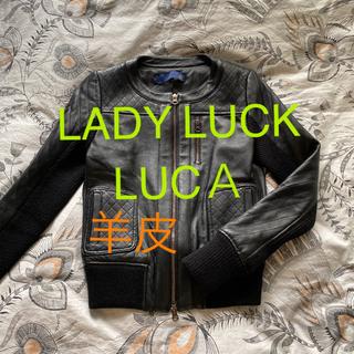 ルカ(LUCA)のライダース ジャケット 革ジャン(ライダースジャケット)