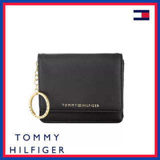 トミーヒルフィガー(TOMMY HILFIGER)の日本未入荷★TOMMY トミー フィルフィガー スモール ウォレット IDケース(財布)