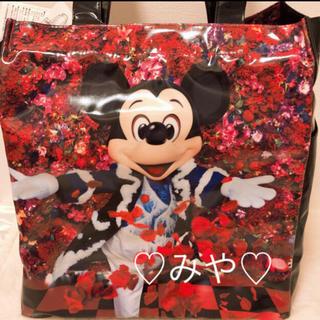 ミッキーマウス(ミッキーマウス)のディズニーイマジニングザマジック実写ミッキートートバッグ(トートバッグ)