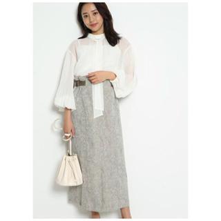 Mystrada - マイストラーダ♡ジャガードタイトスカート