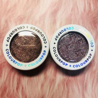 colourpop - COLOURPOP スーパーショックシャドウ 2色セット③