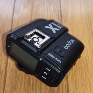ソニー(SONY)のGodox X1T-S 2.4G TTL ワイヤレスフラッシュトリガー (ストロボ/照明)