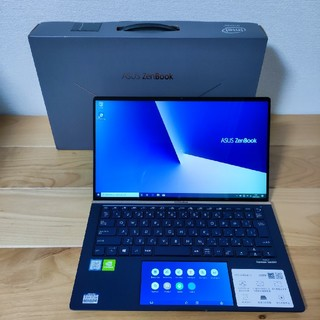 ASUS - 【美品】2019年9月モデル ASUS ZenBook 14  ハイスペック