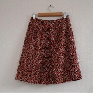 SunaUna - sunauna 柄スカート