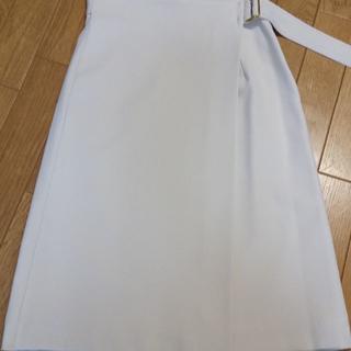 La TOTALITE - 【新品未使用】La Totalite ラップデザインスカート