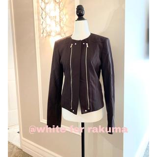 Calvin Klein - 新品未使用 CK 飾りジッパーデザイン美形ジャケット