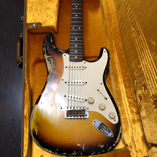 Fender - fender strat custom shop heavy relic