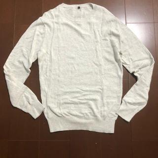 ムジルシリョウヒン(MUJI (無印良品))の無印良品 コットンニットセーター(ニット/セーター)