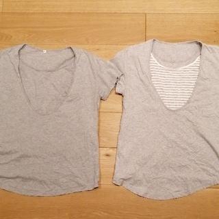 ムジルシリョウヒン(MUJI (無印良品))の授乳服 無印良品(マタニティトップス)
