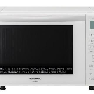 Panasonic - NE-BS606-W ビストロ スティームオーブンレンジ 26L 白