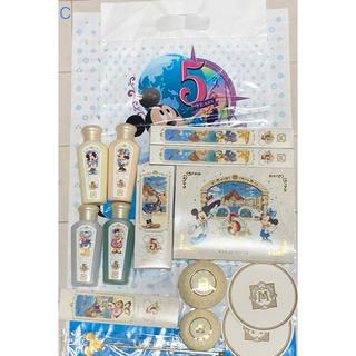 Disney - 【C】東京ディズニーシー ホテルミラコスタ 5周年記念 アメニティ 激レア 限定