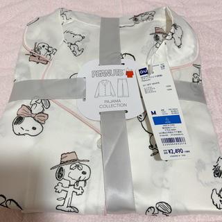 GU - ピーナッツ パジャマ 長袖