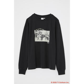 moussy - MOUSSY 20AW 今季 限定 ロゴ トレーナー ロンT *BLK