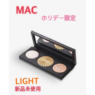 MAC - MAC マック ホリデー限定 ディメンションスキンフィニッシュトリオ 新品