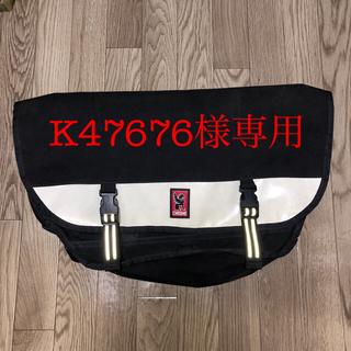 CHROME - CROME クローム messenger bag メッセンジャーバッグ