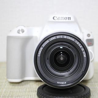 Canon - Canon EOS kiss X9 ズームレンズキット ホワイト