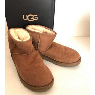 アグ(UGG)のUGGアグオースラリア メンズムートンブーツ サイズ42 US9(ブーツ)