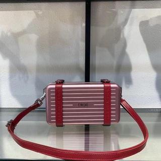 クリスチャンディオール(Christian Dior)のDIOR AND RIMOWA クラッチバッグ ショルダー バッグ(トートバッグ)
