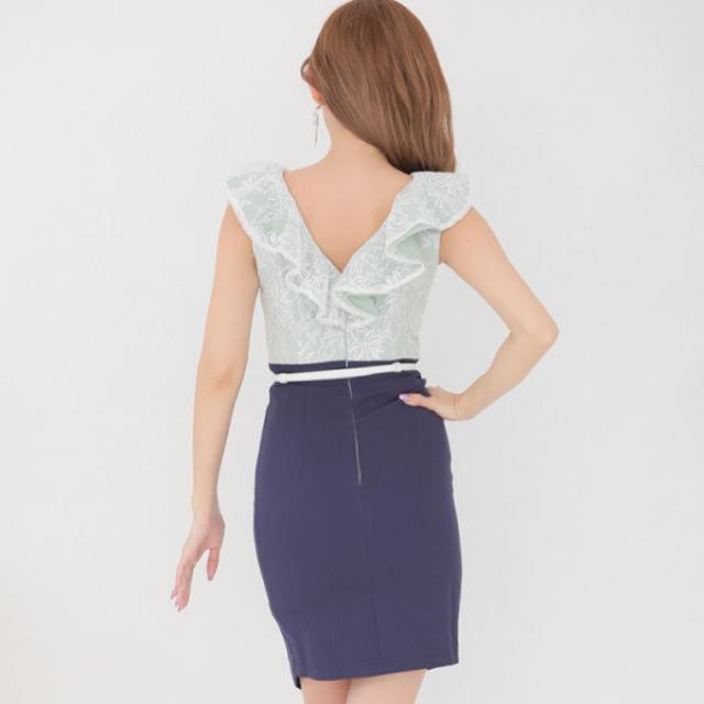 JEWELS(ジュエルズ)のジュエルズ ドレス レディースのフォーマル/ドレス(ミニドレス)の商品写真